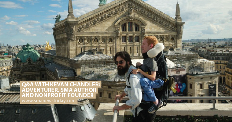 Q&A With Kevan Chandler: Adventurer, SMA Author and Nonprofit Founder